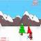 play Snowboarding Santa